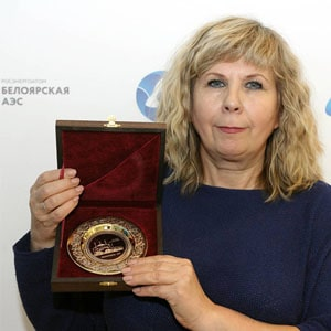 Любовь Петровна Калиниченко, «БАЭС»